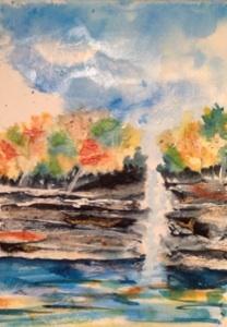 Waterfall #2,
