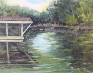 Amy's Dock