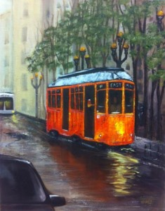 trolley car s